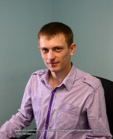 Специалист отдела по промышленной безопасности  Садовский Виталий Геннадьевич