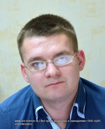 Специалист проектно-конструкторского отдела Коряковцев Максим Олегович