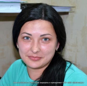 Специалист отдела правового и бухгалтерского обслуживания Осипова Ирина Сергеевна