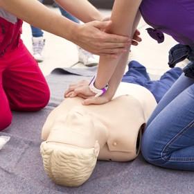Обучение по программе по оказанию первой медицинской помощи